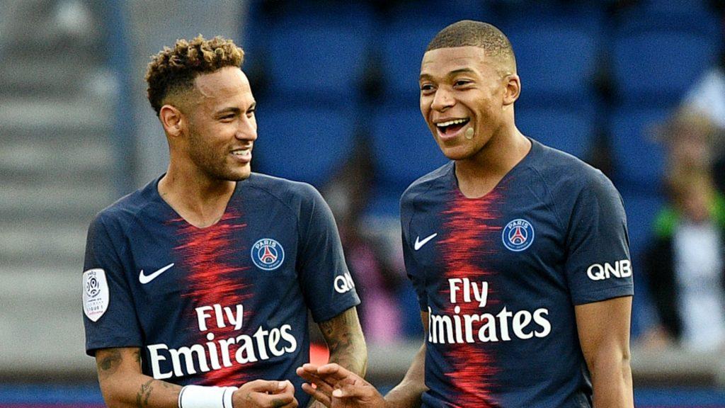 Neymar Akui Potensi Mbappe Untuk Jadi Pesepakbola Terbaik Dunia
