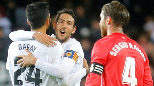 Valencia Bungkam Madrid di Mestalla