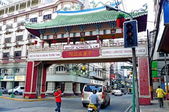 Wisata Chinatown Tertua Di Filipina