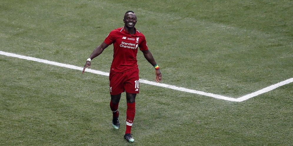 Mane Sebutkan Mimpinya Bersama Liverpool Sudah Tercapai