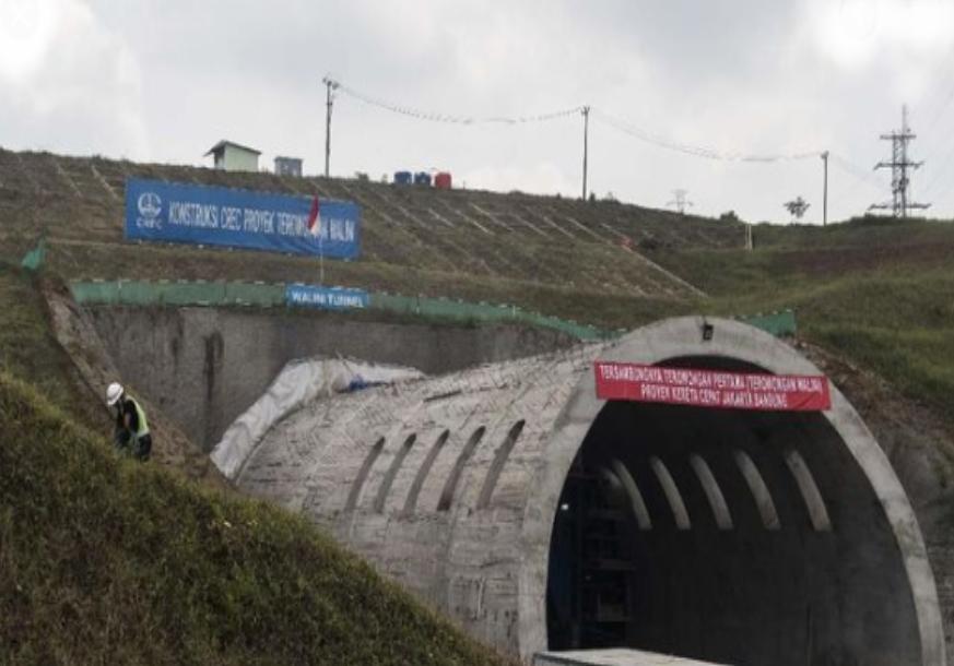 Proyek Kereta Cepat Jakarta-Bandung Dihentikan