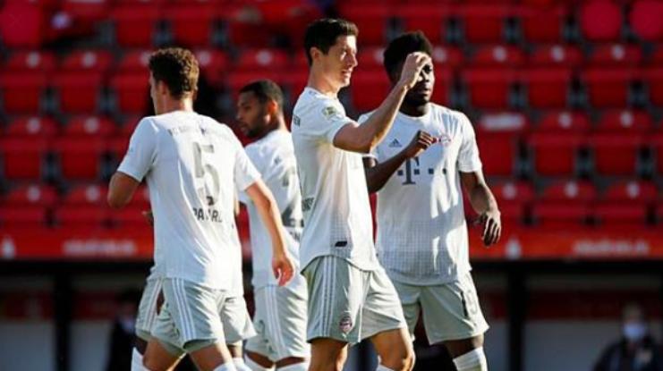 Union Berlin vs Bayern Munich, The Bavarians Pesan Kemenangan Rutin Lain
