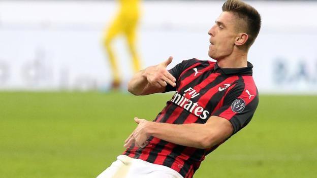 Piatek Beri Milan Tiket Semifinal Coppa Italia