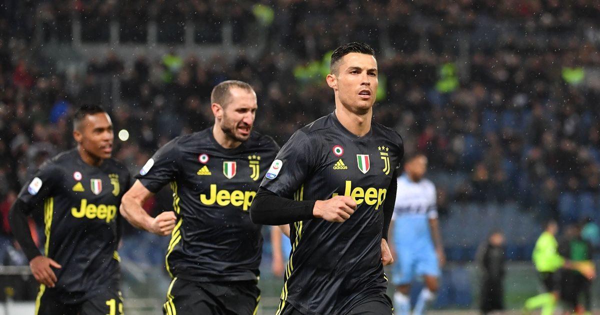 Lazio Gagal Hentikan Laju Juventus