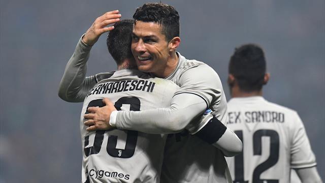 Juventus Kembali Ke Jalur Kemenangan