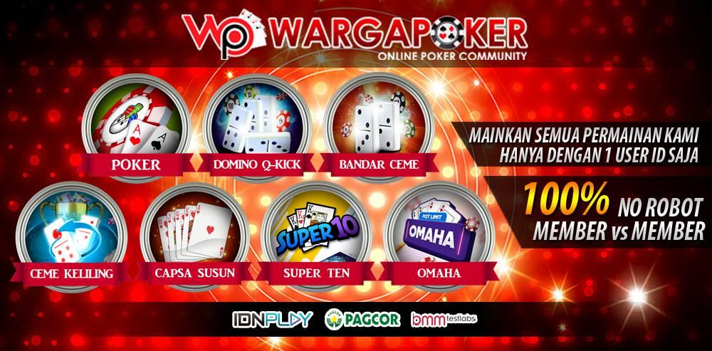 Wargapoker Cara Menang Besar Situs Poker Online