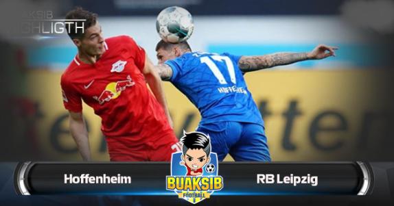 Hoffenheim 0-2 RB Leipzig, Olmo Brace Poin Segel